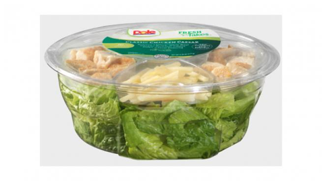 Dole Expands FreshTakes Salad Bowls