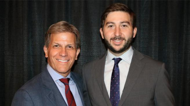 President Tanner Krause will succeed his father, Kyle J. Krause, as CEO effective Jan. 1.