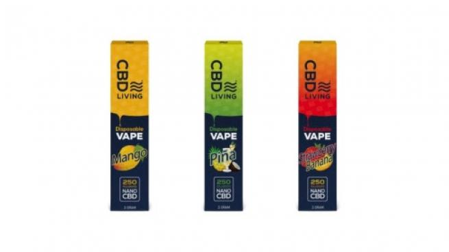 CBD Living Disposable Vapes