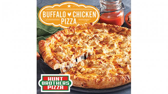 Hunts Brothers Pizza Brings Back Buffalo Chicken Pizza