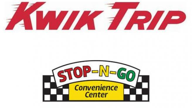 Logos for Kwik Trip and Stop-N-Go