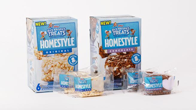 Rice Krispies Treats Homestyle