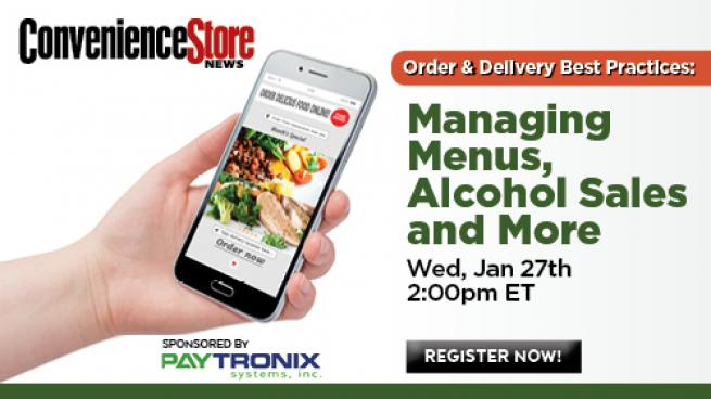 Order & Delivery Best Practices: Managing Menus, Alcohol Sales and More