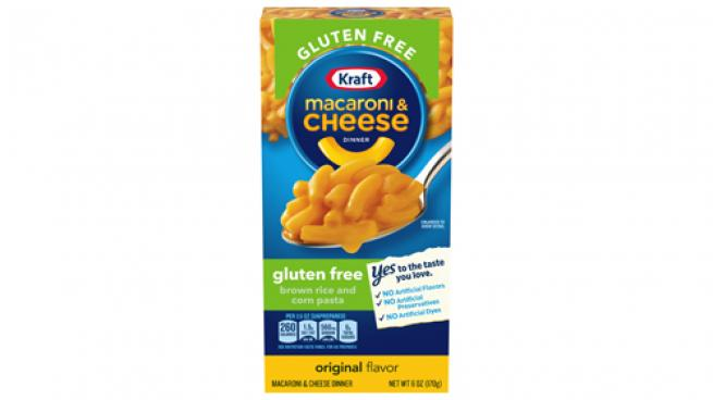 Kraft Gluten Free Macaroni & Cheese Dinner