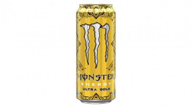 Monster Energy Ultra Gold