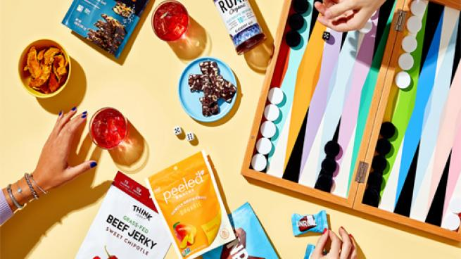 GoPuff Adds Better-for-You Products to Its Delivery Menu