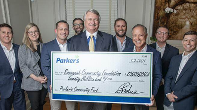 Parker's Establishes $20M Fund to Support Charitable Initiatives Throughout Its Operating Footprint