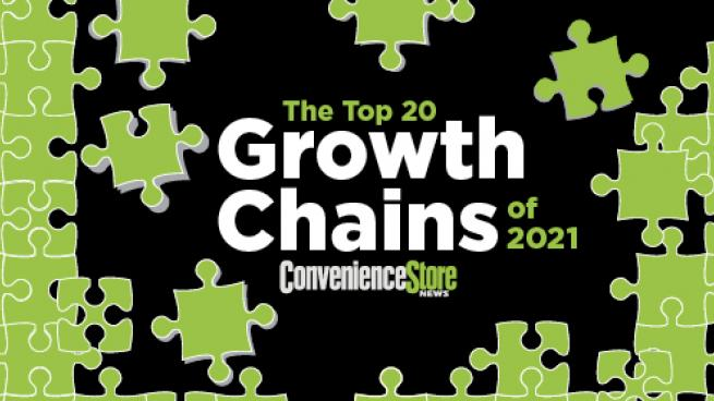 CSN Top 20 Growth Chains