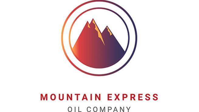 Mountain Express Oil Co. logo