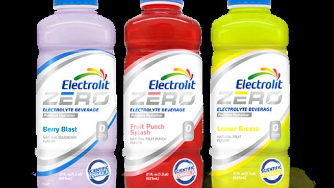 Electrolit Zero Calorie