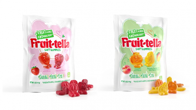 Fruit-tella Soft Gummies