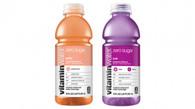 Vitaminwater New Flavors
