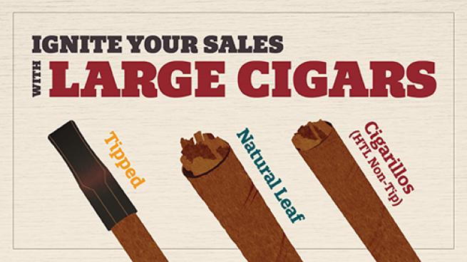 Swisher Large Cigar