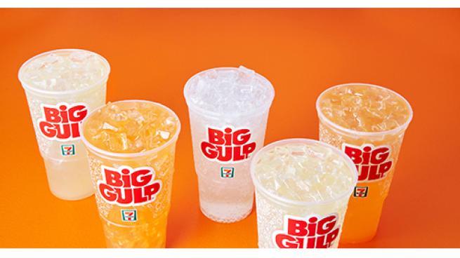 7-Eleven Big Gulps