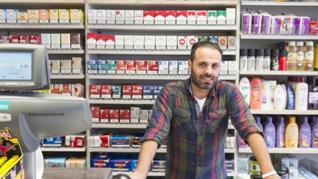 tobacco backbar at retail