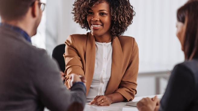 Female executives