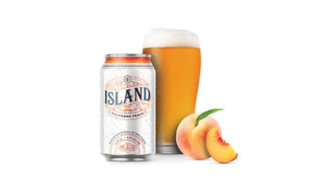 Island Southern Peach & Island Lemonada Beer
