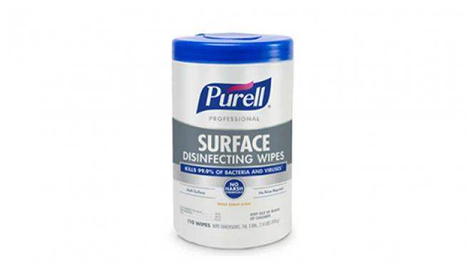 Purell Surface Wipes