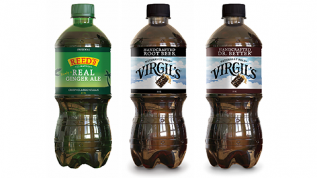 Reed's Resealable 20-Ounce Bottles