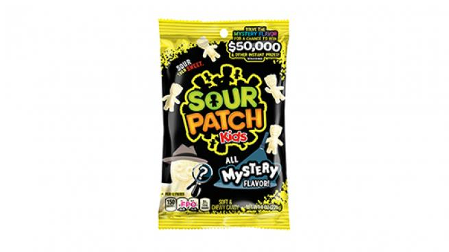 Sour Patch Kids Mystery Kids Flavor