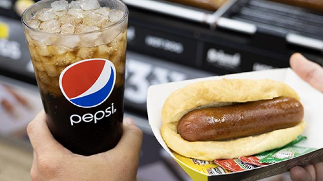 Love's National Hot Dog Day offer