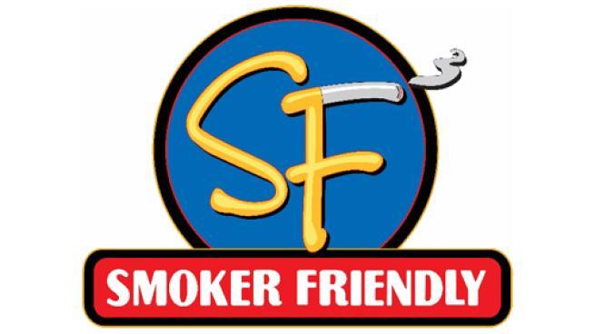 Smoker Friendly logo