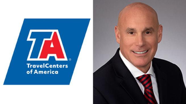 TravelCenters of America Inc. CEO Jonathan Pertchik