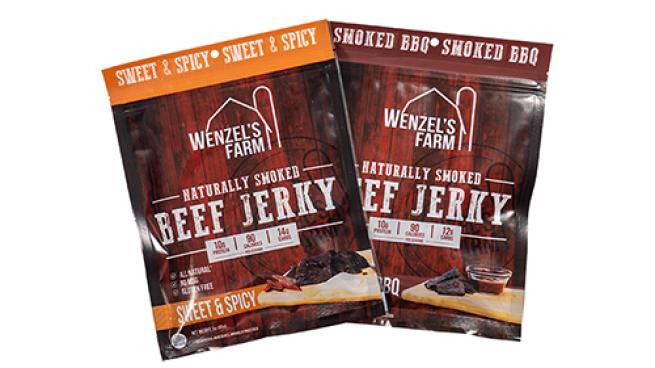 Wenzel's Farm New Beef Jerky Flavors