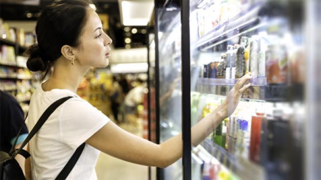 A c-store shopper