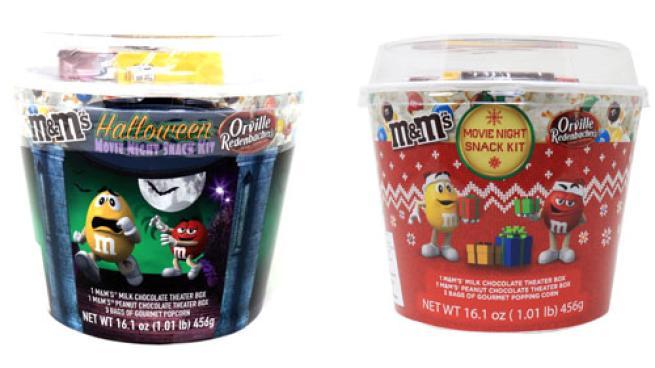 Movie Night Snack Kits