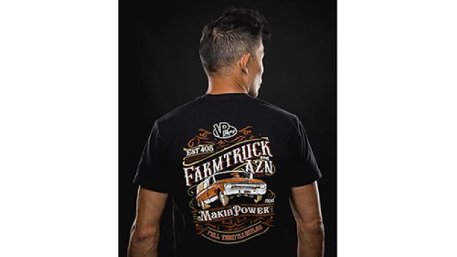 VP Racing Fuel co-promo t-shirt
