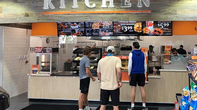 FriendShip Kitchen store interior