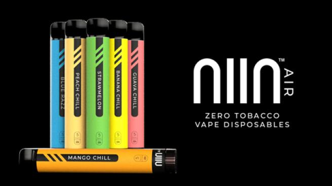 NIIN Air Synthetic Tobacco-Free Nicotine Disposable