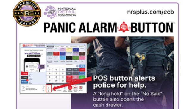 NRS POS Emergency Call Button