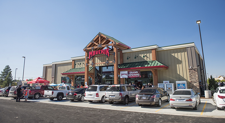 Maverik 300th Store Image