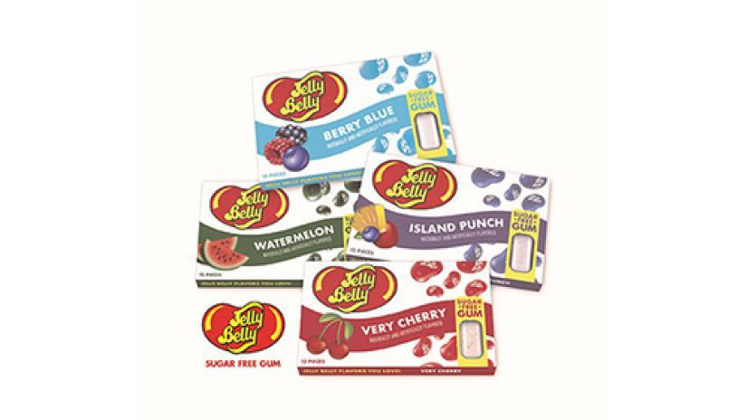 Jelly Belly Sugar-Free Gum