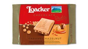 Loacker Duality Chocolate Bar