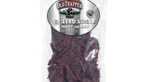 Old Trapper Zero Sugar Beef Jerky