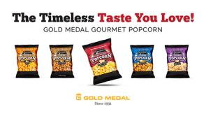 Gold Medal Ready-to-Eat Popcorn