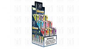 Bidi Vapor's 18- Pack Bidi Stick Display