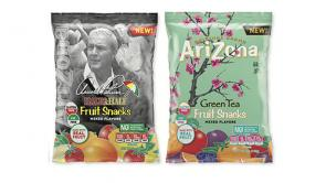 AriZona Green Tea & Arnold Palmer Fruit Snacks