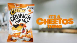 Cheetos Crunch Pop Mix Campaign