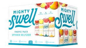 Mighty Swell Spiked Seltzer Tropic Variety Pack