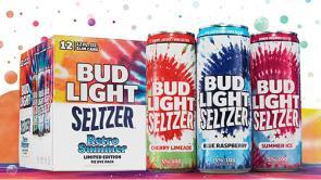 Bud Light Seltzer Limited-Edition Retro Summer Pack