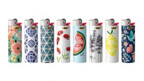 BIC Special Edition Countryside Pop Series Lighters