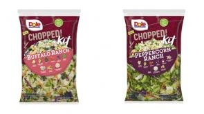 Dole Chopped! Salad Kits Ranch Flavors