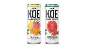 KÖE Kombucha New Flavors