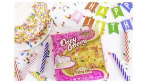 Birthday Cake Ooey Gooey Butter Cake