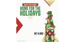 Dos Equis Home for the Holidays