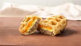 7-Eleven Pillsbury Stuffed Waffle